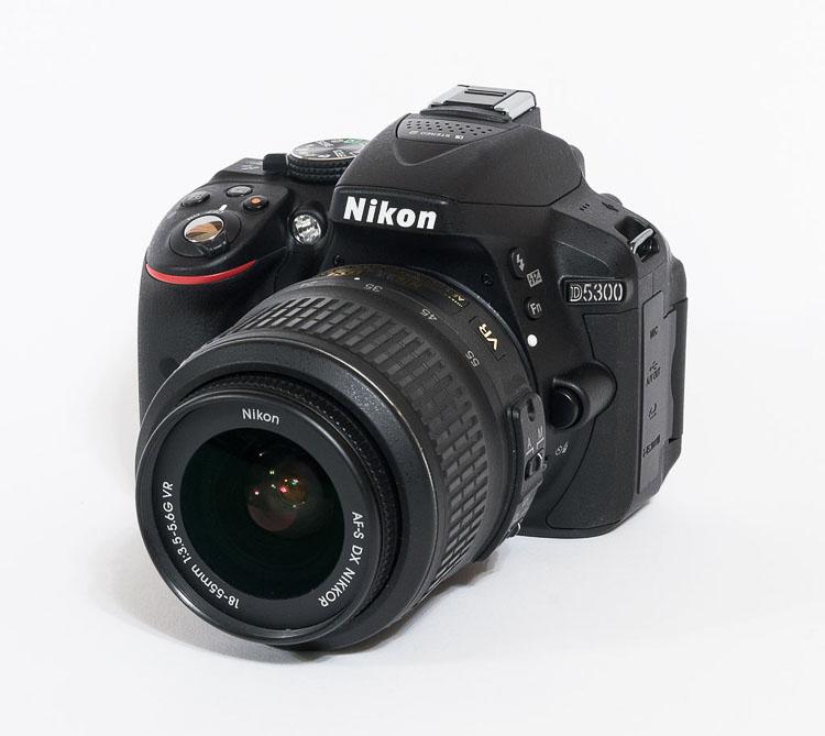 Nikon D5300 Pros