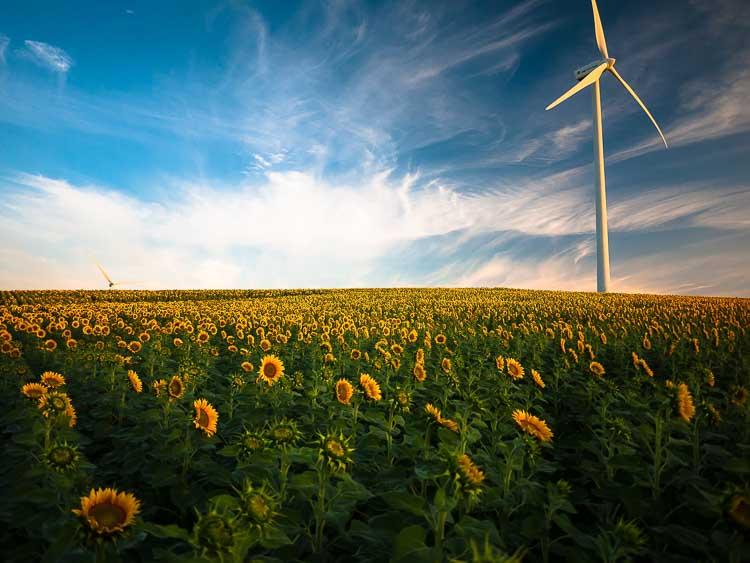 Bright Sky Needs Neutral Density Filter