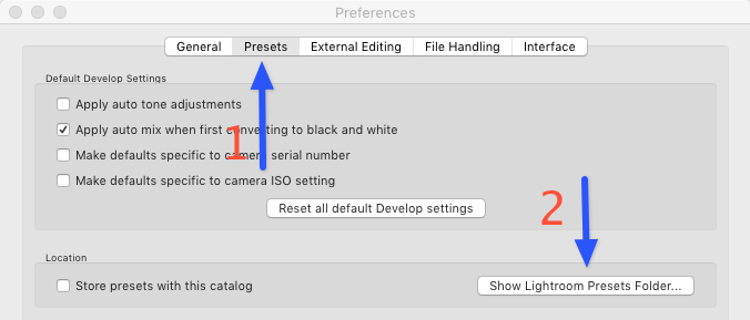 Install Lightroom Presets the Easy Way – Photography Presets